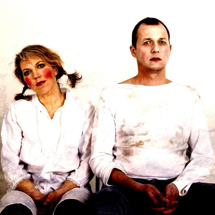 Vytautas V. Landsbergis su žmona Ramune Landsbergiene | CD viršelio nuotr.