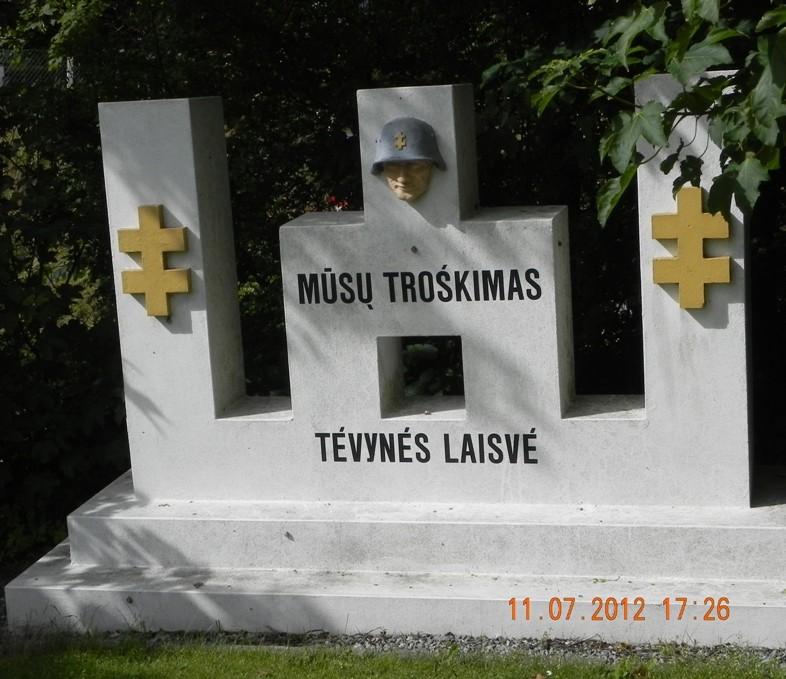 lietuviški simboliai Danijoje