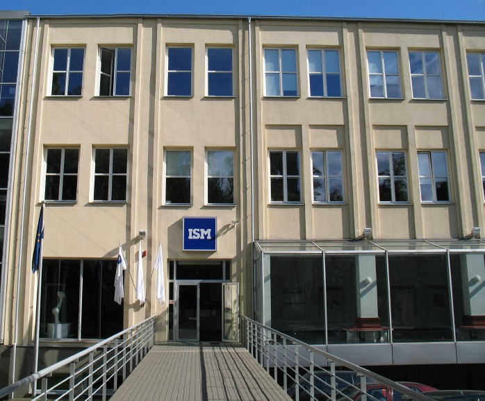 ISM Vadybos ir ekonomikos universitetas | wikipedija.org nuotr.