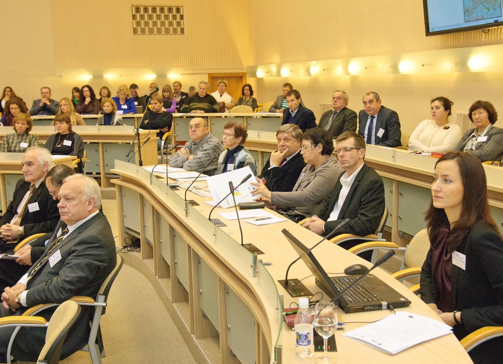 Konferencijos dalyviai | R.Šaknio nuotr.