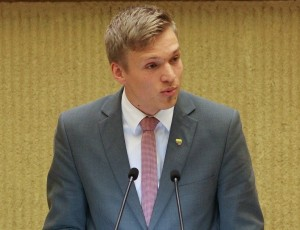 Vytautas Keršanskas | lrs.lt nuotr.