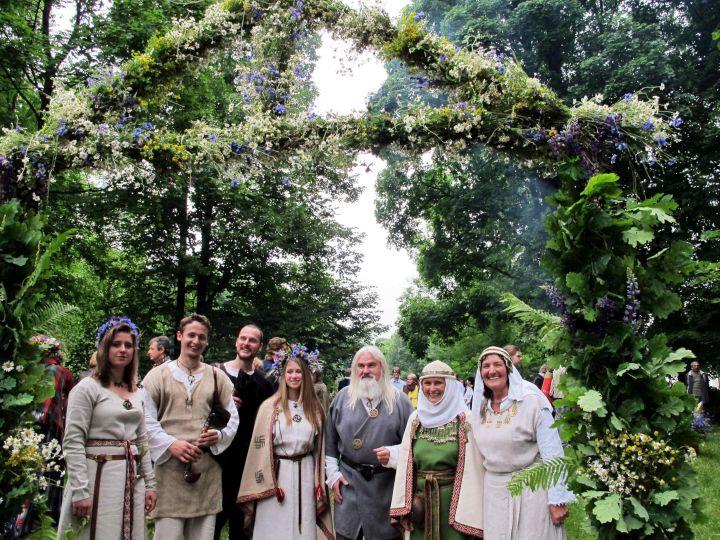 Rasos šventė Verkiuose