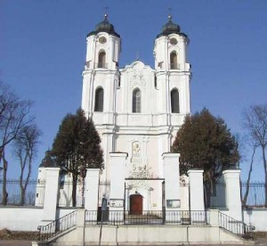 Seinų bazilika | Punskas.pl nuotr.