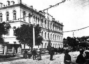 Steigiamojo Seimo rūmai Kaune | wikipedia nuotr.