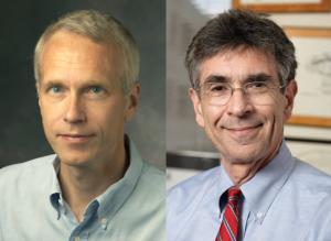 Robert J. Lefkowitz ir Brian K. Kobilka | © HHMI, © Stanford University nuotr.