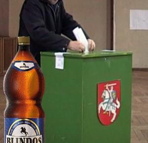 Bambalinis balsavimas   Alkas.lt nuotr.