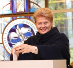 Dalia Grybauskaitė | lrp.nuotr.