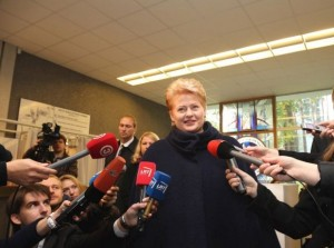D.Grybauskaitė. Prezidentūros nuotr.
