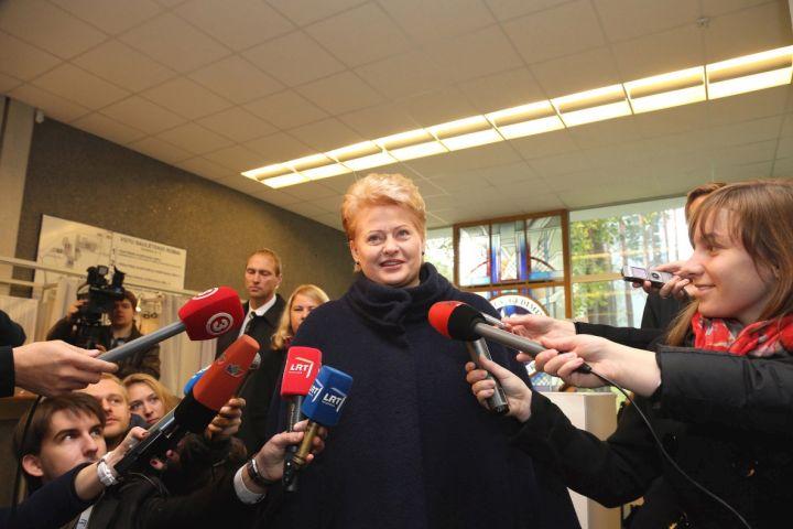 D.Grybauskaitė | lrp.lt, Dž.G.Barysaitės nuotr.