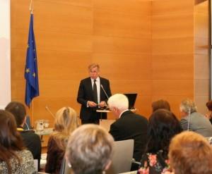 Lituanistų seminaras URM-e |urm.lt nuotr.