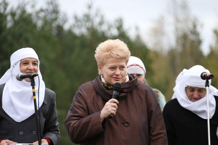 Lietuvos Respublikos Prezidentė D.Grybauskaitė | lrp.lt nuotr.