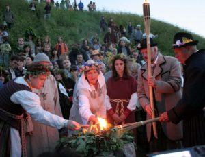 Rasos šventė Kernavėje | Alkas.lt, V. Kašinsko nuotr.