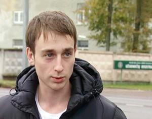 Stepanas Zacharčenka | Alkas.lt nuotr.