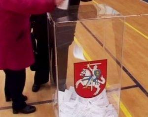 Rinkimai | Alkas.lt nuotr.
