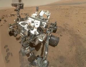 """Curiosity"" | NASA nuotr."