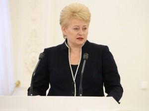 Dalia Grybauskaitė | lrp.lt nuotr.
