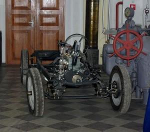 Energetikos ir technikos muziejaus eksponatas | efoto.lt, Vikos nuotr.