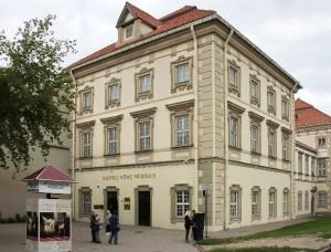 Radvilų rūmų muziejus