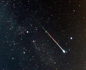 Ryškus meteoras   Wikimedia Commons nuotr.