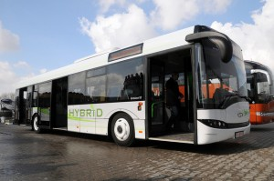"""Solaris Urbino 12 Hybrid """