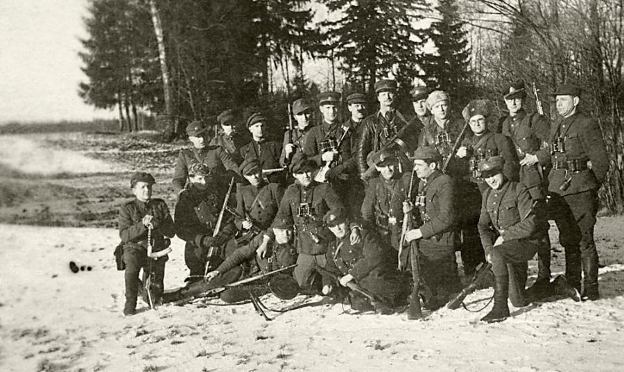 1949 m. vasario pradžia – prieš Lietuvos partizanų vadų suvažiavimą.