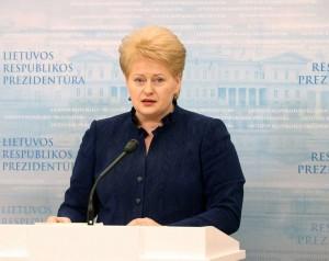 Dalia Grybauskaitė | lrp.lt, Dž.Barysaitės nuotr.
