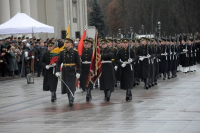 Lietuvos kariuomenės diena | batalionas.lt nuotr.
