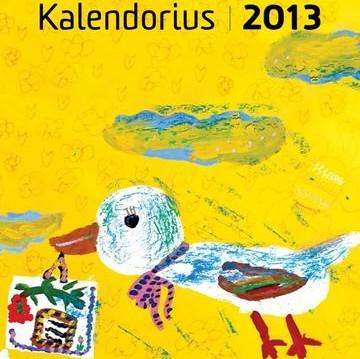 Lietuvos pašto kalendorius | Lietuvos pašto nuotr.