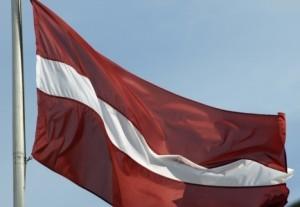 Latvijos vėliava | Alkas.ltnuotr.
