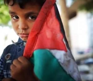 Palestiniečių berniukas