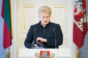 D.Grybauskaitė | Š.Mažeikos nuotr., DELFI