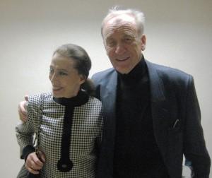 Maja Pliseckaja ir Rodionas Ščedrinas
