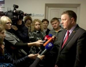 Vitalijus Gailius po teismo sprendimo |J.Valiušaičio nuotr.