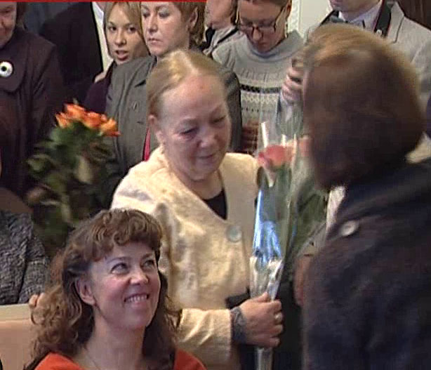 Apdovanojama Dalia Antanina Rastenienė | Alkas.lt nuotr.