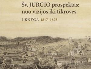 Knygos viršelio fragmentas