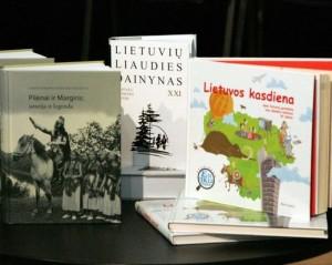 Patriotinių knygų konkursas