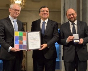 Europos Vadovų Tarybos, Europos Komisijos ir Europos Parlamento pirmininkai | ec.europa.eu nuotr.