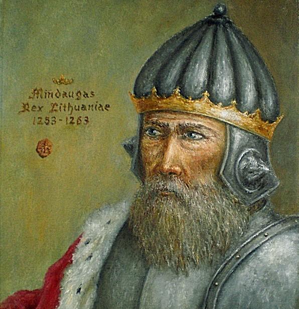 Karalius Mindaugas. Dail. Arūnas Slapšys, 2012 m.