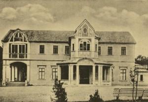Palangos Kurhauzas | Kultūros paveldo departamento nuotr.