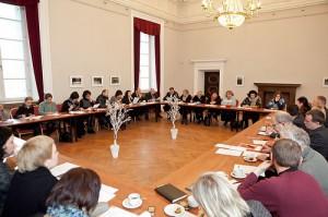 Organizatorių susitikimas | Vilniaus miesto savivaldybės nuotr.