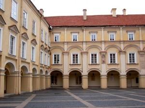 Vilniaus Universitetas | wikipedia.org nuotr.