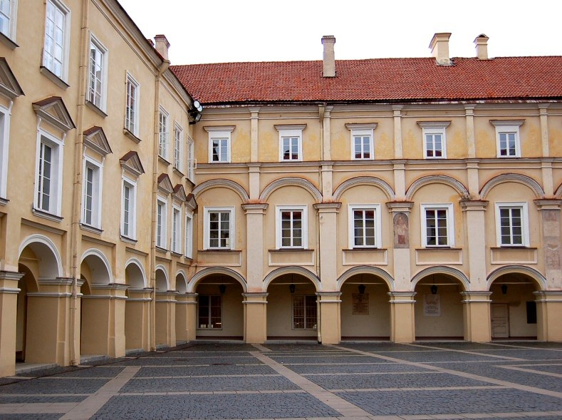 Vilniaus Universitetas | lt.wikipedija.org nuotr.