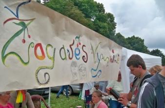 Žagarės vyšnių festivalis | joniskenas.balsas.lt