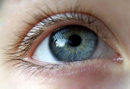 akių šviesa su hipertenzija)