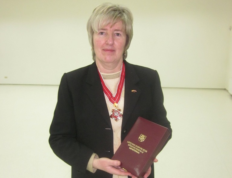 doc. Regina Kvašytė   I.Jurgaitytės nuotr.