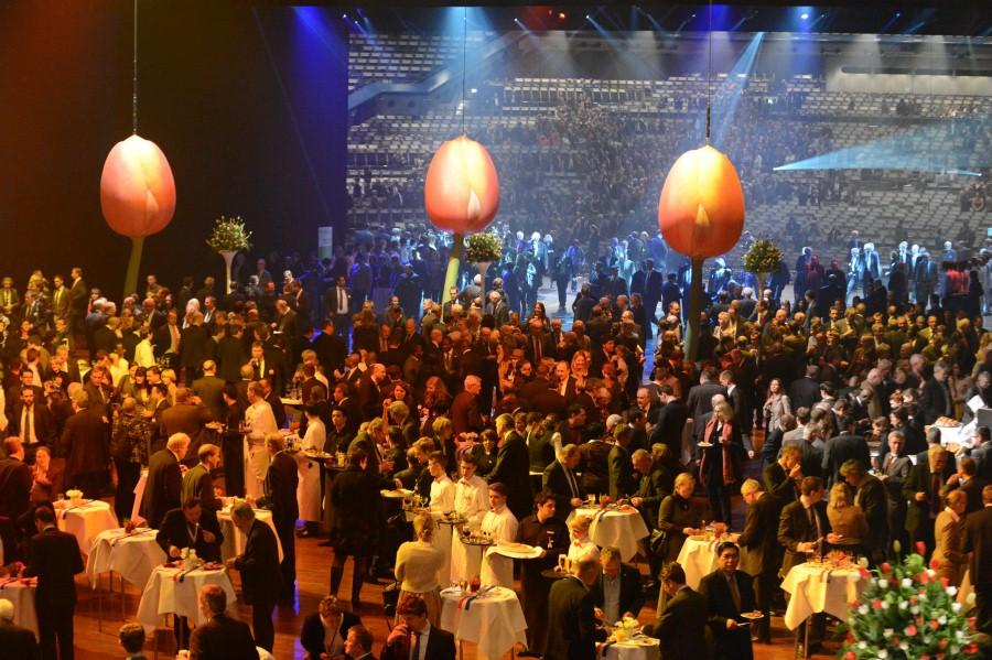 Atidarymo ceremonija. Organizatorių nuotr.