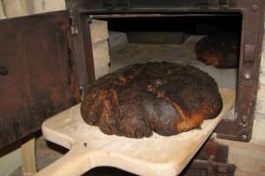 Stepono Jautakio kepama duona. | N.Petrošiūtės nuotr.
