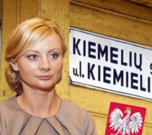 Kai kurie politikai propaguoja dvikalbius Lietuvos gatvių užrašus | Alkas.lt nuotr.