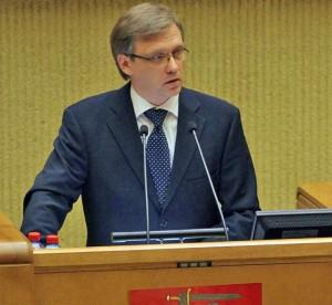 Zigmas Vaišvila sausio 13-osios dienos minėjime Seime | lrs.lt, O.Posaškovos nuotr.