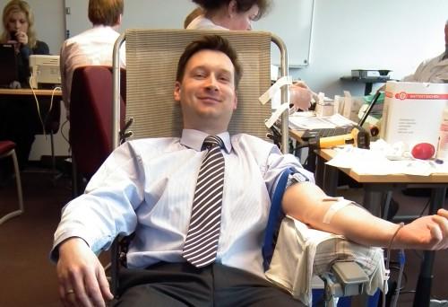 hipertenzija davė kraujo